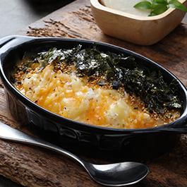 트리플 치즈덮밥